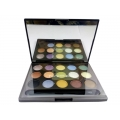 MAC 15 Colors Eyeshadow 06 (Made In Canada)-42gm